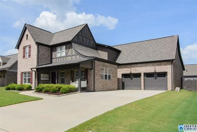 Trussville Single Family Home For Sale: 5203 Jones Cove