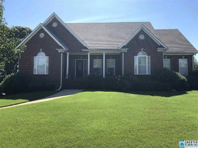 McCalla Single Family Home For Sale: 7164 Morris Cir