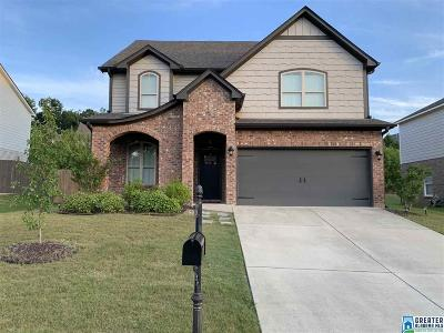 Fultondale Single Family Home For Sale: 266 Chapel Hill Trl