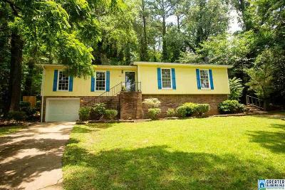 Birmingham Single Family Home For Sale: 1625 Old Springville Rd