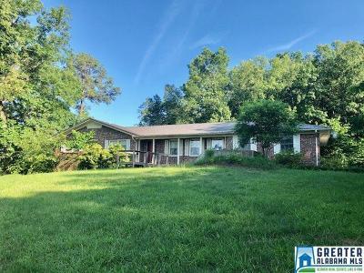 Piedmont Single Family Home For Sale: 1322 Sulphur Springs Rd