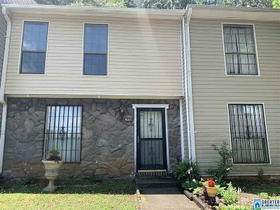 Birmingham Condo/Townhouse For Sale: 6221 Crest Green Rd