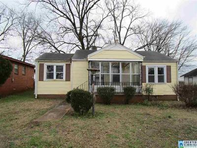 Birmingham Single Family Home For Sale: 2533 Parklawn Ave