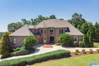 Hoover Single Family Home For Sale: 1008 Highland Gate Ct