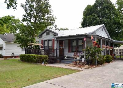Hueytown Single Family Home For Sale: 115 Pinewood Ave