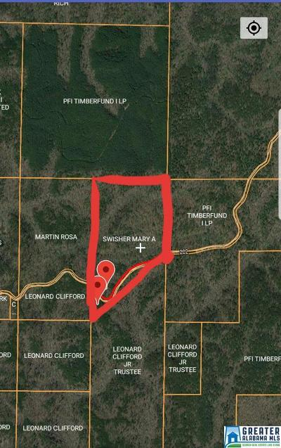 Residential Lots & Land For Sale: U/D Co Rd 202