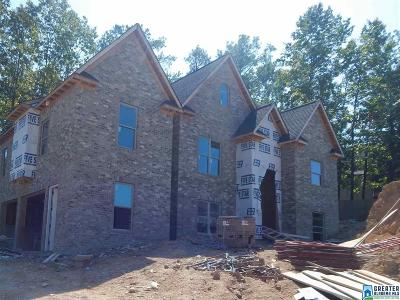 Alabaster Single Family Home For Sale: 1209 Grande View Ln