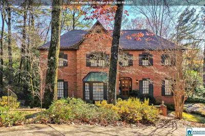 Vestavia Hills Single Family Home For Sale: 2117 Viking Cir