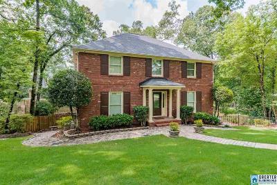 Vestavia Hills Single Family Home For Sale: 3480 Water Oak Dr