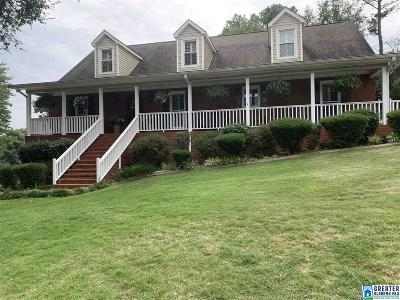 Hoover Single Family Home For Sale: 1738 Monteagle Dr