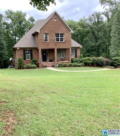 McCalla Single Family Home For Sale: 5846 Fletcher Rd