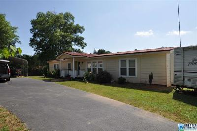 Roanoke Manufactured Home For Sale: 706 Co Rd 865