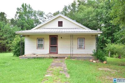 Wedowee Single Family Home For Sale: 575 Woodland Ave E