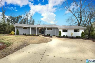 Single Family Home For Sale: 2041 Crestmont Dr