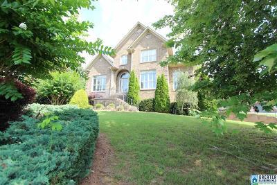 Trussville Single Family Home For Sale: 5272 Lakeside Terr
