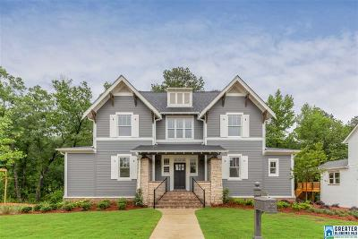 Hoover Single Family Home For Sale: 2944 Zilphy St