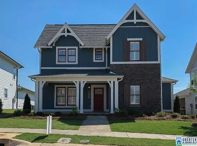Hoover Single Family Home For Sale: 2837 Falliston Ln