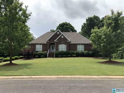 Hueytown Single Family Home For Sale: 6586 White Oak Ln