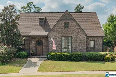 Hoover Single Family Home For Sale: 3913 James Hill Cir