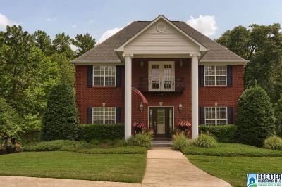 Pell City Single Family Home For Sale: 45 Hunter Ridge Ln