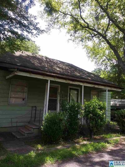 Single Family Home For Sale: 1734 Edwards St Edwards St