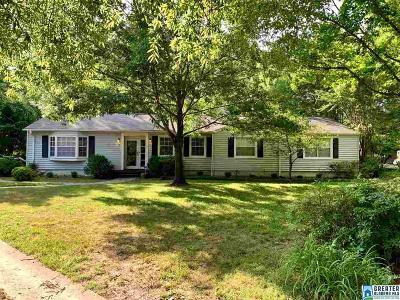 Birmingham Single Family Home For Sale: 616 Strathmore Rd