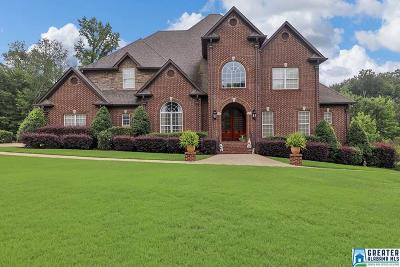 Trussville Single Family Home For Sale: 6515 Riverbend Dr
