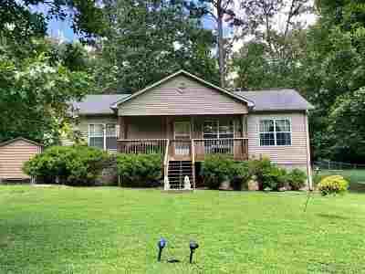 Trussville Single Family Home For Sale: 2202 Floyd Bradford Rd