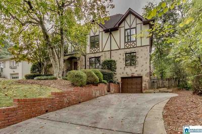 Homewood Single Family Home For Sale: 417 Devon Dr