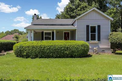 Trussville Single Family Home For Sale: 158 Highland Ave