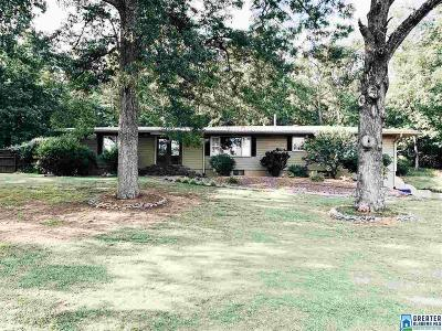 Anniston Single Family Home For Sale: 809 Anniston Beach Rd