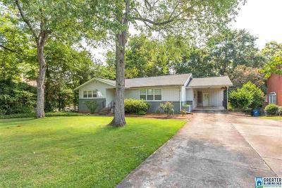 Anniston Single Family Home For Sale: 729 Park Ave