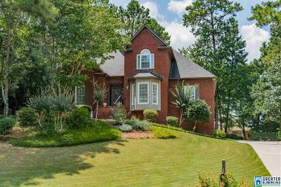 Hoover Single Family Home For Sale: 1916 Cahaba Crest Dr