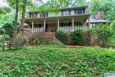Mountain Brook Single Family Home For Sale: 4316 Little River Rd