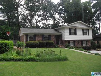 Vestavia Hills Single Family Home For Sale: 3212 Tyrol Rd