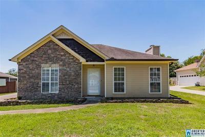 Pelham Single Family Home For Sale: 139 Stonehaven Dr