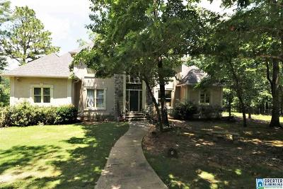 Hoover Single Family Home For Sale: 321 North Lake Rd