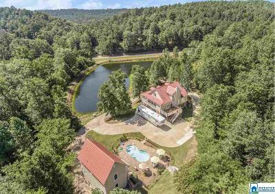 Helena Single Family Home For Sale: 6280 Hwy 13