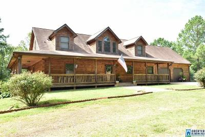 Randolph County, Clay County Single Family Home For Sale: 540 Co Rd 3292