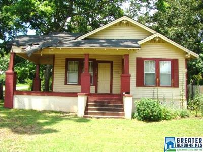 Anniston Single Family Home For Sale: 1501 E 10th St