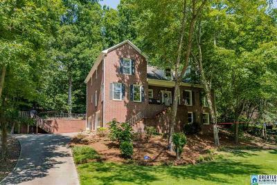 Vestavia Single Family Home For Sale: 518 Creekwood Pl