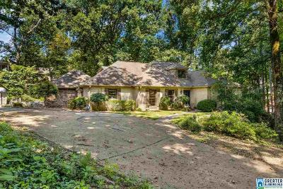 Vestavia Hills Single Family Home For Sale: 2109 Longleaf Cir