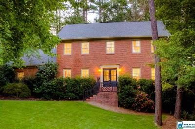 Hoover Single Family Home For Sale: 2171 Baneberry Dr