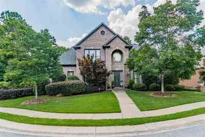 Hoover Single Family Home For Sale: 2419 Birkshire Dr