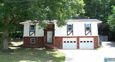 Weaver Single Family Home For Sale: 1422 Herndon Dr
