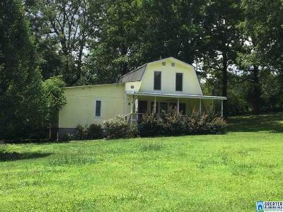 Single Family Home For Sale: 1773 Hwy 117