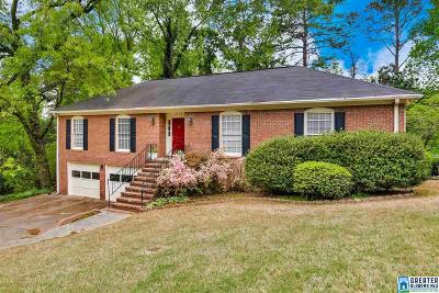 Hoover Single Family Home For Sale: 3773 White Ln