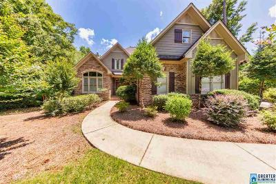 Hoover Single Family Home For Sale: 1139 Riverchase Pkwy W