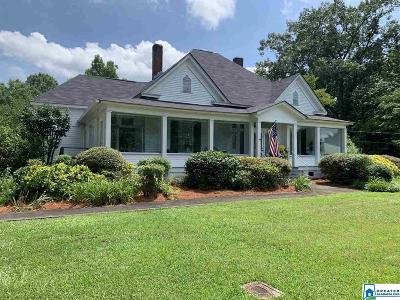 Clay County Single Family Home For Sale: 88154 Hwy 9