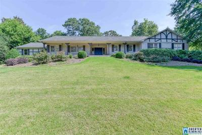 Single Family Home For Sale: 3514 Bethune Dr
